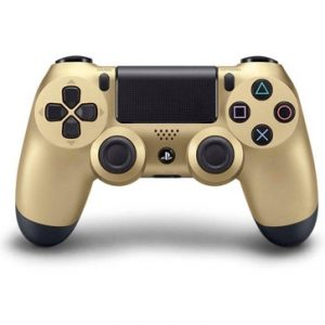Controle Dual Shock PS4 Gold