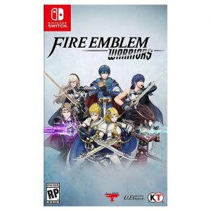 Fire Emblem Warriors SWITCH(2)