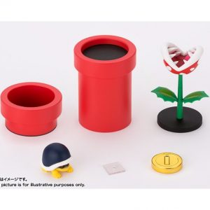 Kit Red Pipe Super Mario World - S.H Figuarts
