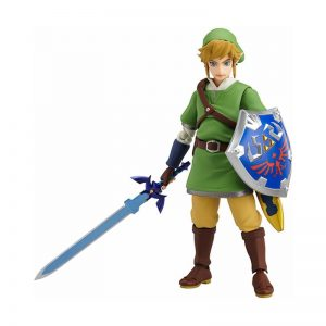 Link Legend of Zelda - Figma(1)