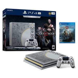 Playstation 4 PS4 PRO 1TB LIMITED EDITION God of War