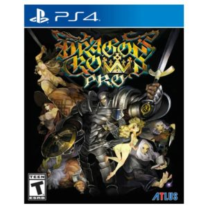 dragons crown pro ps4_borda