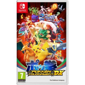 pokken switch cover
