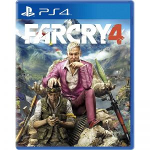 Farcry 4 PS4 (seminovo)