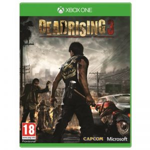 Dead Rising 3 XBOX ONE (seminovo)