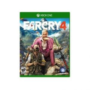 Farcry 4 XBOX ONE (seminovo)