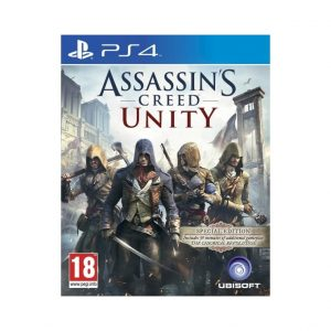 Assassins Creed Unity PS4 (seminovo)