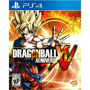 Dragon Ball Xenoverse PS4 (seminovo)