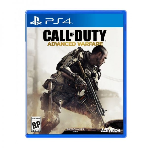 Call of Duty Advanced Warfare PS4 (seminovo)