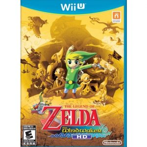 The Legend of Zelda The Wind Waker HD (seminovo)