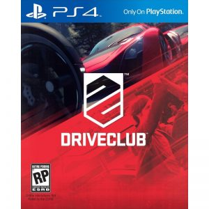 DriveClub PS4 (seminovo)