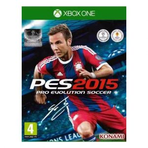 PES 15 Pro Evolution Soccer XBOX ONE (seminovo)