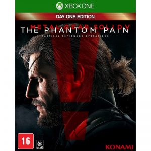 Metal Gear Solid 5 Phantom Pain XBOX ONE (seminovo)