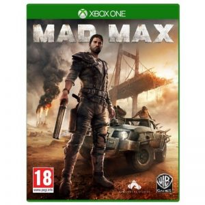 Mad Max XBOX ONE (seminovo)
