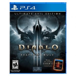 Diablo 3 Reaper of Souls PS4