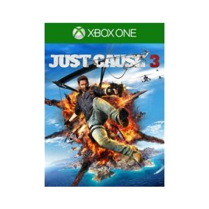 Just Cause 3 XBOX ONE (seminovo)