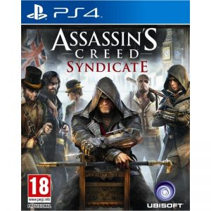 Assassin's Creed Syndicate PS4 (seminovo)
