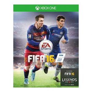 FIFA 16 XBOX One (seminovo)