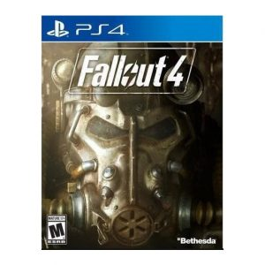 Fallout 4 PS4 (seminovo)