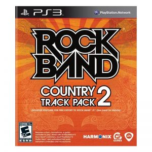 Rockband Country Track Pack 2