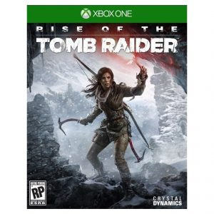 Rise of the Tomb Raider XBOX One (seminovo)