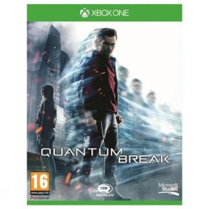 Quantum Break XBOX One (seminovo)