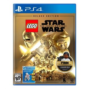 Lego Star Wars The Force Awakens PS4 Deluxe