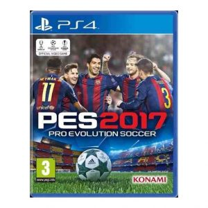 PES 17 PRO EVOLUTION SOCCER 2017 PS4 (seminovo)