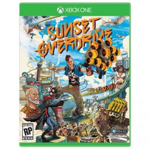 Sunset Overdrive XBOX One (seminovo)