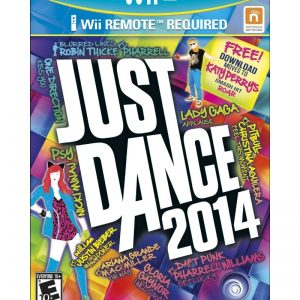 Just Dance 2014 Wii U (seminovo)