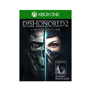 Dishonored 2 XBOX One (seminovo)