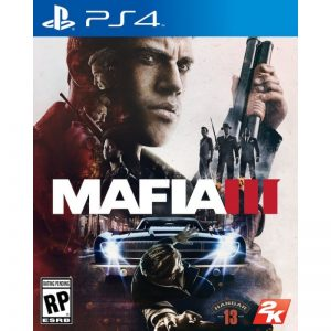 Mafia 3 PS4 (seminovo)
