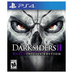 Darksiders 2 Deathinitive Edition PS4 (seminovo)