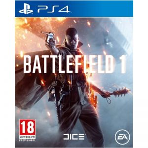 Battlefield 1 PS4 (seminovo)