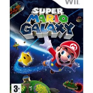 Super Mario Galaxy Wii (seminovo)