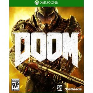 Doom XBOX One (seminovo)