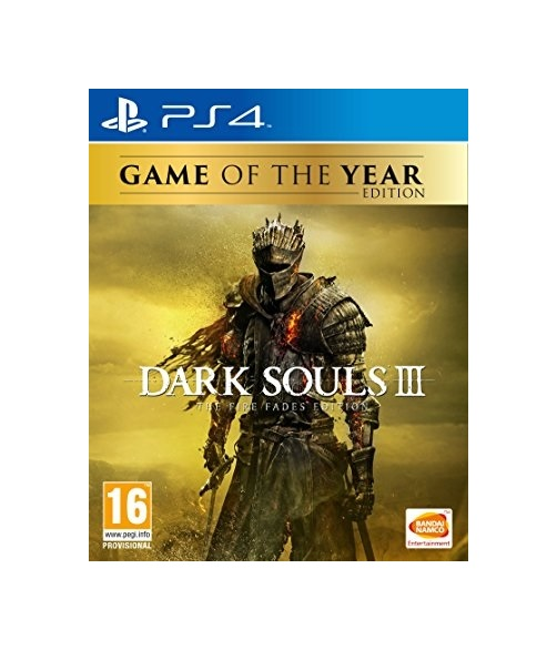Dark Souls 3 The Fire Fades Edition PS4