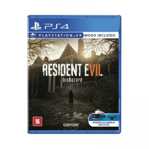Resident Evil 7 PS4 (seminovo)