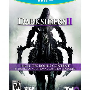 Darksiders 2 Wii U (seminovo)