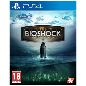 Bioshock The Collection PS4 (seminovo)