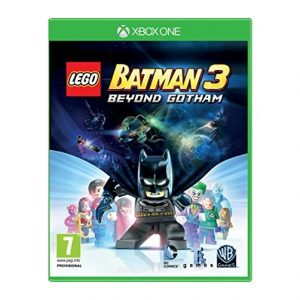 Lego Batman 3 XBOX One (seminovo)