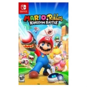 Mario + Rabbids Kingdom Battle SWITCH (seminovo)