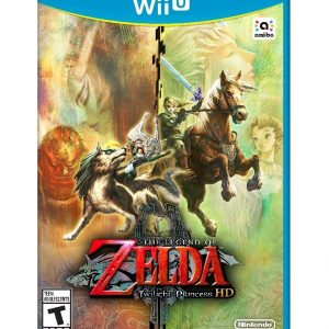 The Legend of Zelda Twilight Princess HD (seminovo)