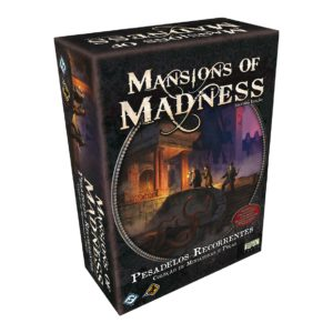 Mansions of Madness_ Pesadelos Recorrentes