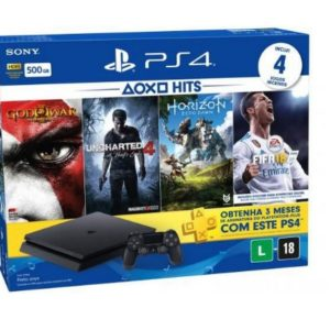 ps4 bundle god horizon uncharted 4 fifa 17