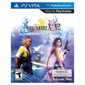Final Fantasy X _ X2 HD Remaster PSVITA