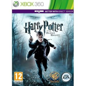 Harry Potter and the Deathly Hallows part 1 Xbox 360