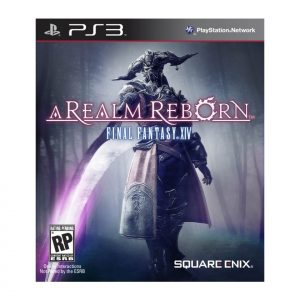 Final Fantasy XIV A Real Reborn PS3 (seminovo)