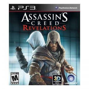 Assassin's Creed Revelations PS3 (seminovo)