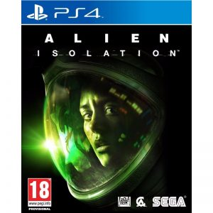 Alien Isolation PS4 (seminovo)